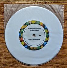 "25 NEW RECORD VINYL EP 7"" PLASTIC INNER ROUND BOTTOM RECORD SLEEVES AUS MADE"