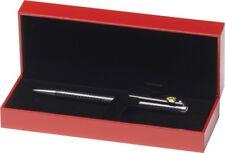 Sheaffer Ferrari intensidad de fibra de carbono Bolígrafo Negro (F9508-2) En Caja De Regalo