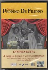 dvd IL TEATRO DI PEPPINO DE FILIPPO HOBBY & WORK L'opera buffa