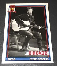 PEARL JAM Wrigley Baseball Card - Stone Gossard 3 sit - 2016 Chicago pack cubs