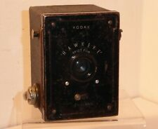 CLASSIC KODAK  HAWKEYE BOX CAMERA , Made In ENGLAND , USES 127 FILM