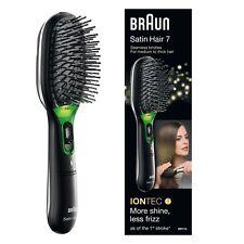 BRAUN SATIN HAIR 7 IONTEC BRUSH INSTANT SHINE NO FRIZZ SMOOTH HAIR CORDLESS