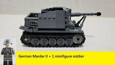 WWII German Marder II tank destroyer World War 2 (II) WW2 Germany half track