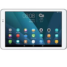 Huawei MediaPad T1 16GB, Wi-Fi, 10 inch - Silver/White