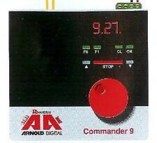 ARNOLD 86501 - COMMANDER 9 - DIGITAL SYSTEM