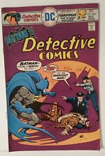DETECTIVE COMICS # 454 - DC COMICS - DECEMBER 1975