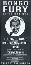 BONGO FURI Rave Flyer Flyers 27/11/92 A5 The Mardi Gras Liverpool