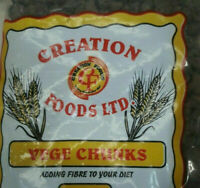 Jamaican Creation Foods Veggi Chunks 200g- Vege Chunks