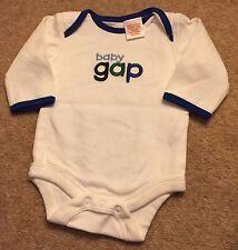 Baby Gap Newborn Long Sleeved Vest