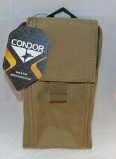 New Tan Condor MA61-003 MOLLE 25 Round Shotgun Reload Shell Mag Magazine Pouch