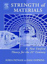 Strength of Materials: A New Unified Theory for the 21st Century by Patnaik, Su