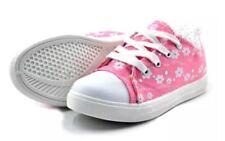 ZAC | Yuanbo 99 Girls Fashion Sneakers Kids Shoes (Pink/White)  - Size 35