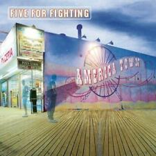 FIVE FOR FIGHTING - America Town (CD 2000) USA Import EXC