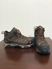 Men's Merrell Moab Vertex Mid Waterproof Work Boots Size 11.5W.