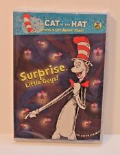 The Cat In The Hat : Surprise, Little Guys! Children's DVD Features Martin Short