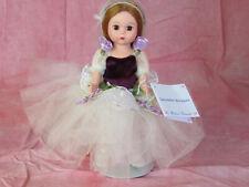 "Madame Alexander 8"" Doll Lavender Bouquet # 30895 2002-2002 Nm"