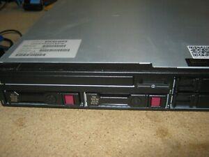 Hp Proliant DL 20 Gen 9  E3-1220 v6, 16GB, 2 x 300GB