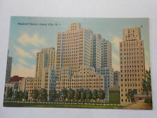 Old Postcard. JERSEY CITY, NEW JERSEY, MEDICAL CENTER