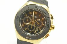 Technomarine TM-215066 Manta Ocean Black Silicone Strap Men's Chronograph Watch