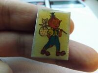 Vintage Pin Badge Cippolino,Made in USSR