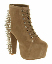 Jeffrey Campbell Women's Suede Ankle Boots