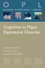 Cognition in Major Depressive Disorder 9780199688807 Paperback