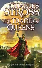 NEW BOOK Merchant Princes Book 6 The Trade of Queens by Charles Stross