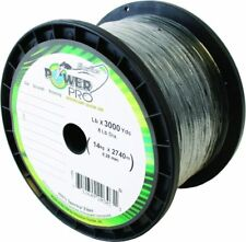 New Power Pro Spectra Braided Fishing Line 65lb 3000 Yd 21100653000E