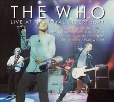 Live at the Royal Albert Hall by The Who (CD, Jun-2003, 3 Discs, Steamhammer)