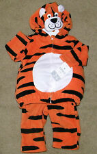 New! Boys Carter's 2 pc Halloween Costume/Outfit (Tiger) - Size 3-6 mo