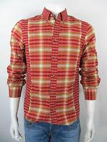 Ben Sherman Gingham Shirt Factory Hemd Camicia Overhemd MA00334 M