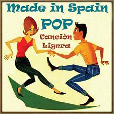 Pop made in Spanien CD Vintage Zusammenstellungen/Duo Dinamico, Los LLOPIS, dalidas...