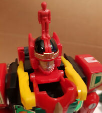 Mighty Morphin Power Rangers Red Dragon Thunder Zord Megazord