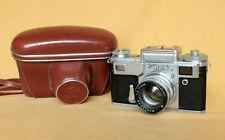 Kiev 4 type 1 Contax mount Soviet Ukraine USSR rangefinder camera CLA Jupiter