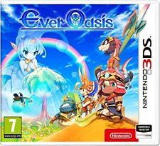 Ever Oasis - ITA Nintendo 3ds codice Digitale