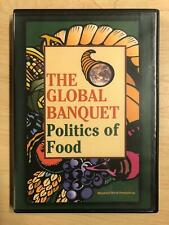 The Global Banquet Politics of Food (DVD) - F1020