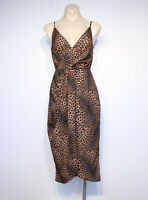 FRENCH CONNECTION Womens Dress Party Cocktail Event Animal Print Size 6/8