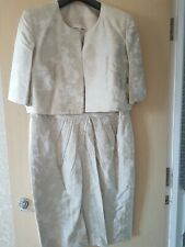 John Charles Mother Of The Bride Dress & Jacket - Size 18. Worn Once. Bought new