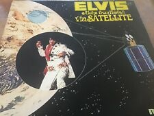 Elvis Presley - Aloha from Hawaii via satellite Double LP RCA Records Germany EX