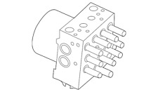 Genuine Ford ABS Control Unit DT4Z-2C215-A