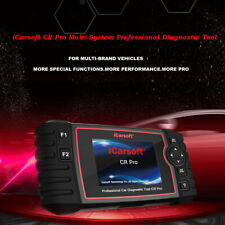iCarsoft CR Pro Tiefendiagnosegerät Scanner für 43 KFZ Marken alle System OBD2
