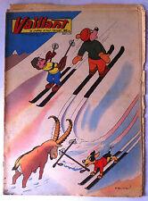 PIF Vaillant n°657 du 15/12/1957; La Girafe Blanche/ Jehan-des-Bois/ Placid et M