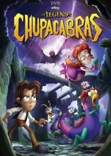 The Legend of Chupacabras/Leyenda del chupacabras (2016) DVD]NEW