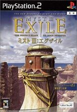 Used PS2 UBISOFT MYST III EXILE SONY PLAYSTATION JAPAN IMPORT