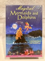 Magical Mermaids and Dolphins Oracle 44 Card Deck by Doreen Virtue - BNISB