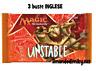 MAGIC UNSTABLE 4 buste sigillato in INGLESE