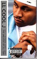 LL Cool J GOAT Greatest 2000 Cassette Tape Album Rap Hiphop Classic Rap NY