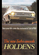"""1966 HR HOLDEN AD A1 CANVAS PRINT POSTER FRAMED 33.1""""x23.4"""""""