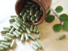 Moringa Leaf Powder 30 x 100% Pure Organic Vitamin Capsules No fillers UK seller