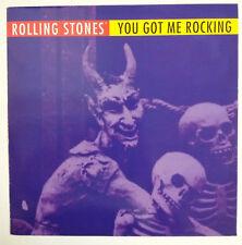 "The Rolling Stones You Got Me Rocking Maxisingle 12"" UK 1994"